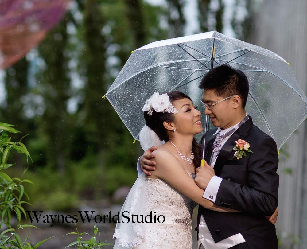 Vancouver Richmond wedding photo