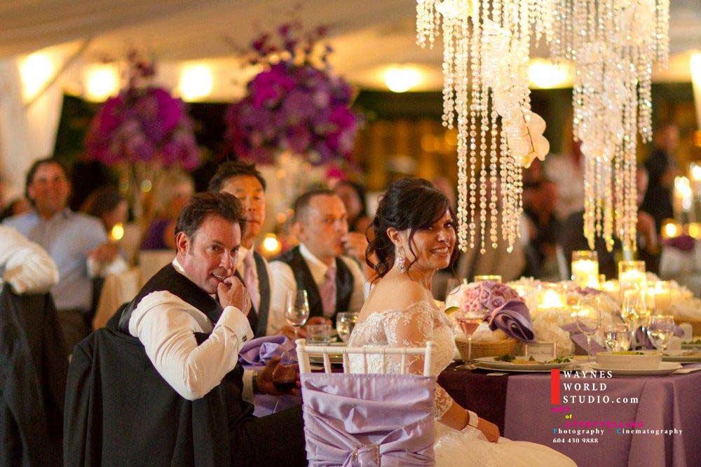 #Vancity modern Wedding