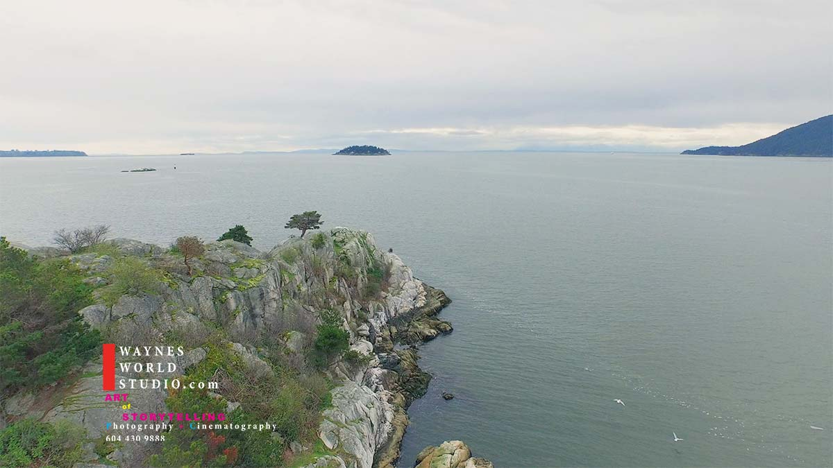Whytecliff Park Aerial Photography