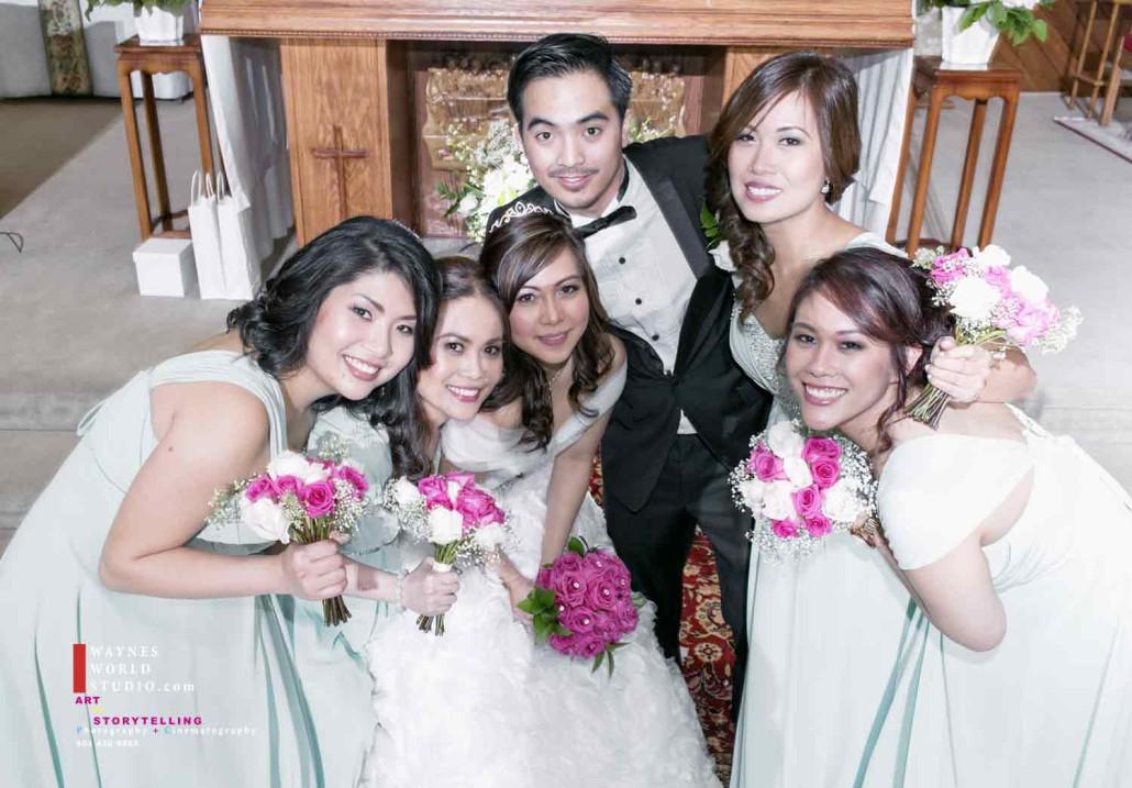 bridesmaid wedding dresses