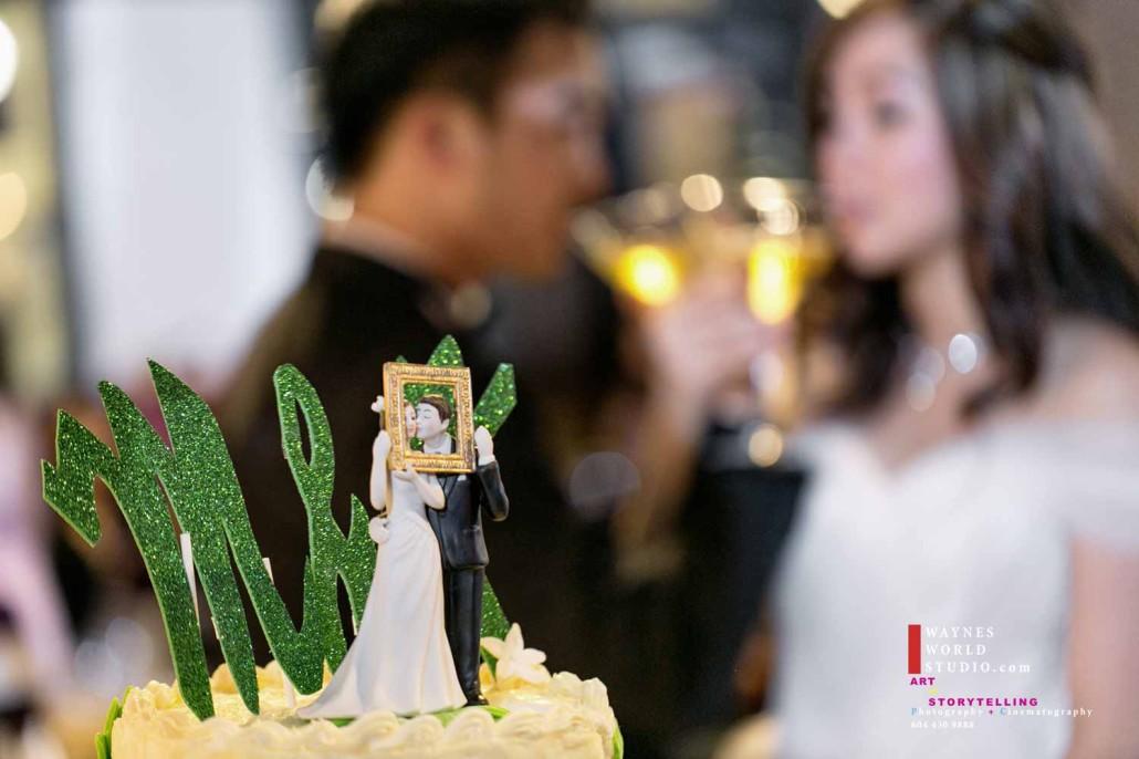 Vancouver Wedding Cake Decorations