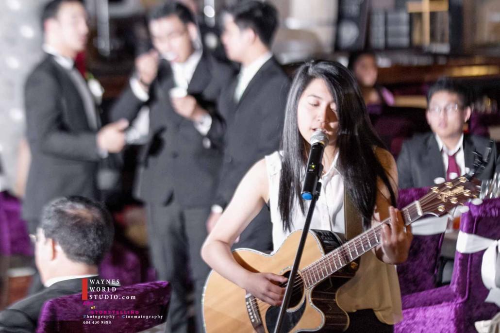 Wedding Singer Performer