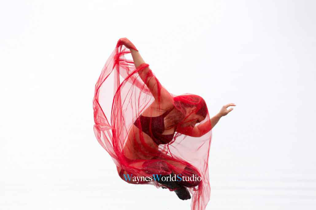 Fine art dance photography