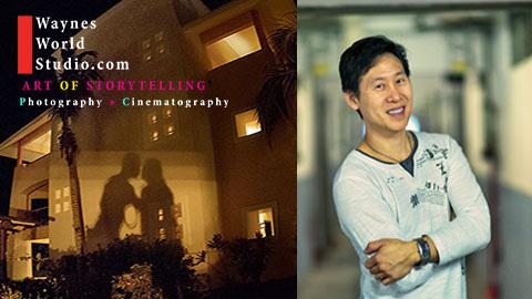 Portrait Wayne Lam Creator Artist Waynes World Studio