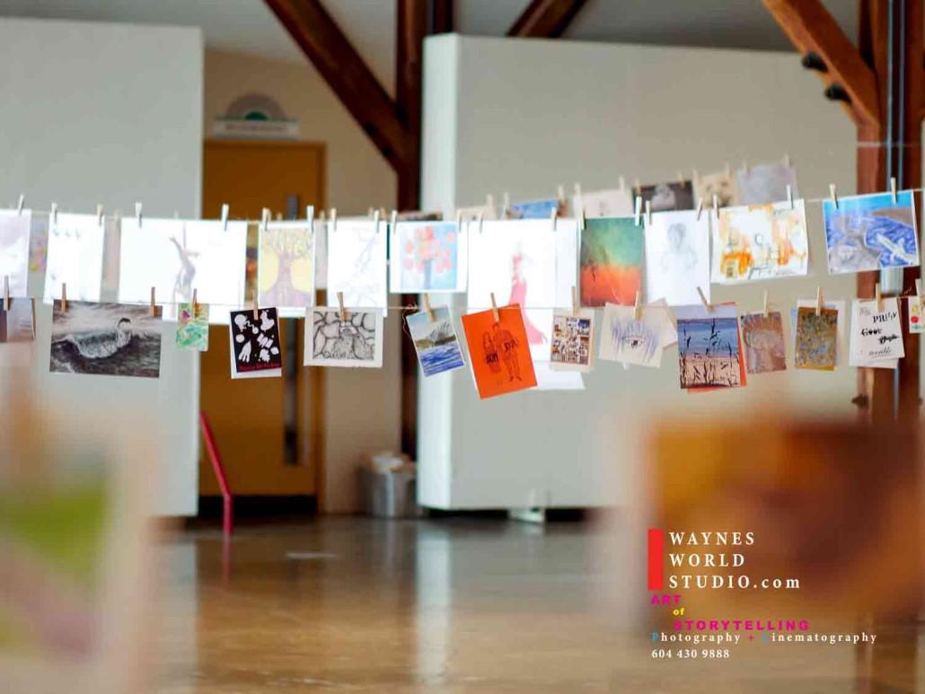 Vancity Artist gift community project