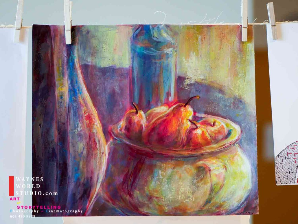 Lower mainland artists gives away free art