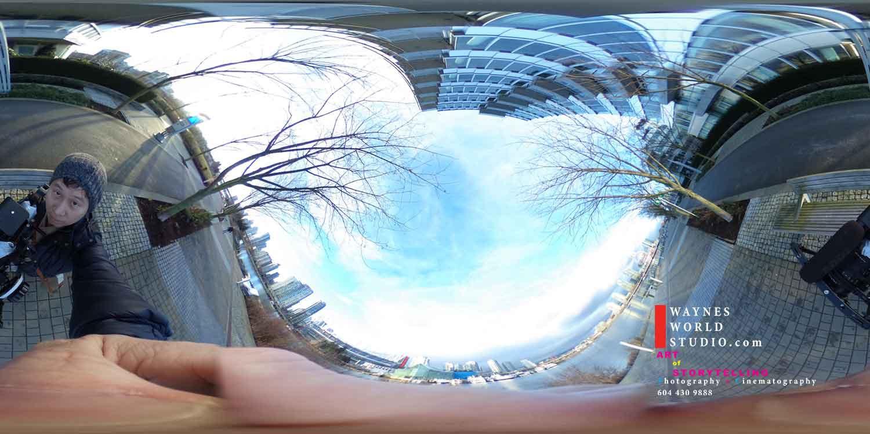 Vr 360 Wedding Ceremony: Vancouver Wedding Photographer Uses Virtual Reality