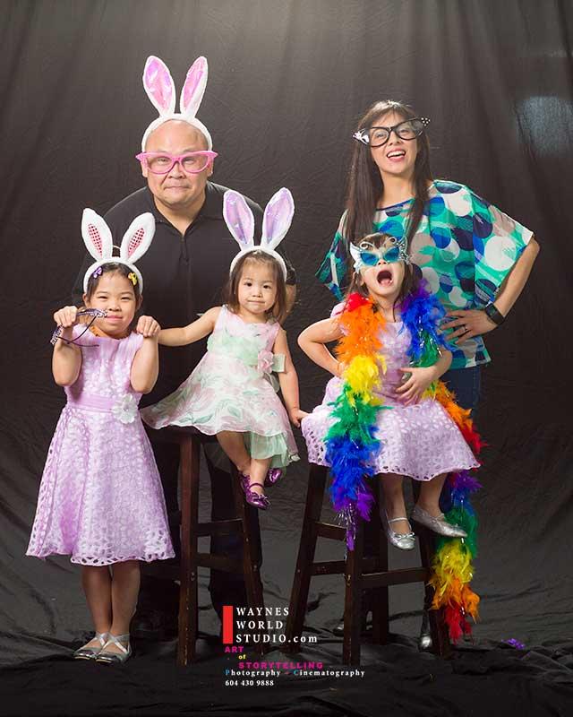 Award Photographer captures family
