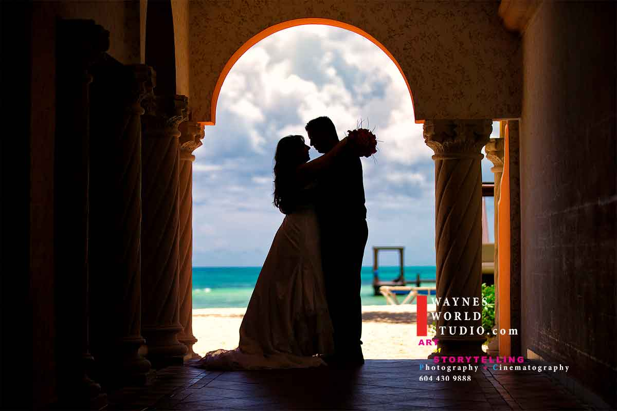 Vancouver wedding photographer nloves Mexico Destination Wedding
