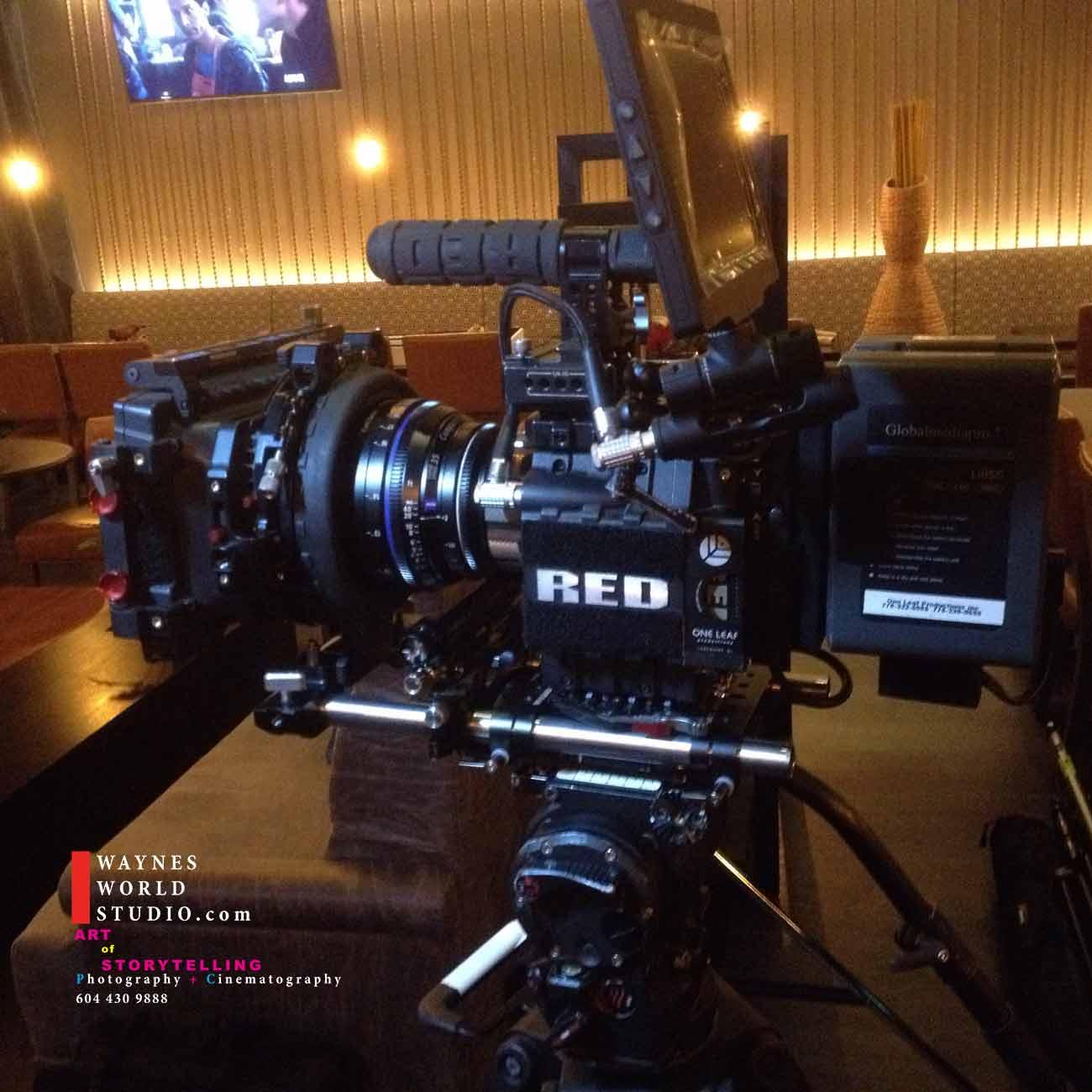 Vancouver BC filmmaker