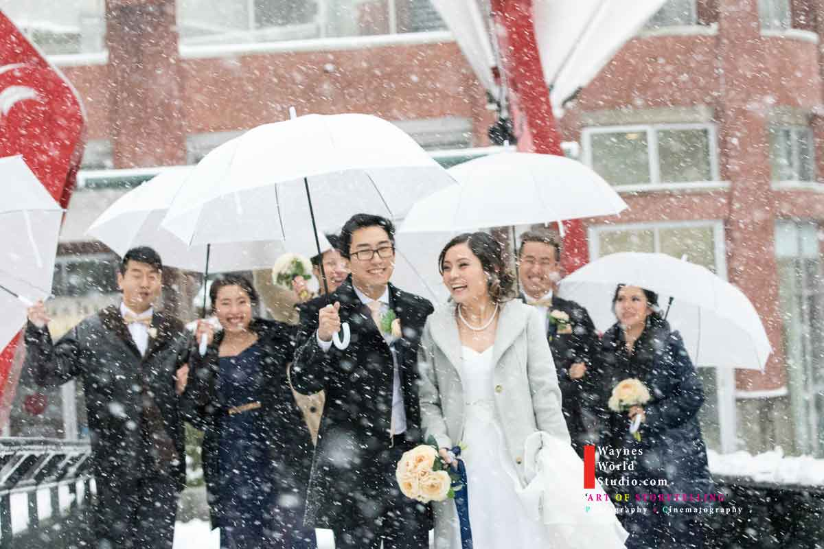 White Wedding Vancouver