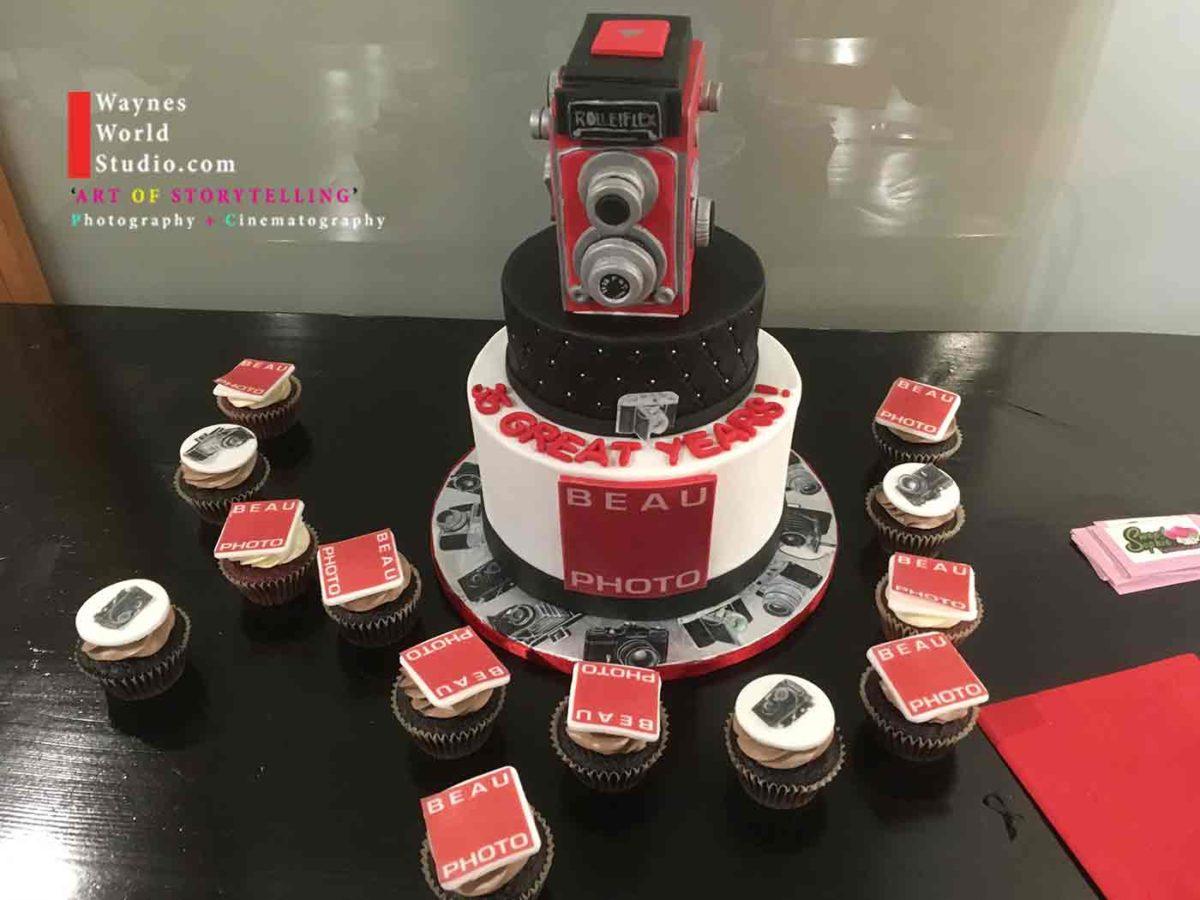 Creative Design Cake