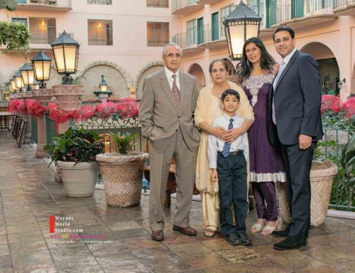 Modern South Asian Vancouver Family Photography
