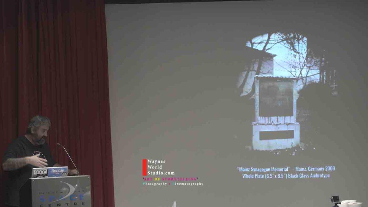 Tintype Vancouver workshop
