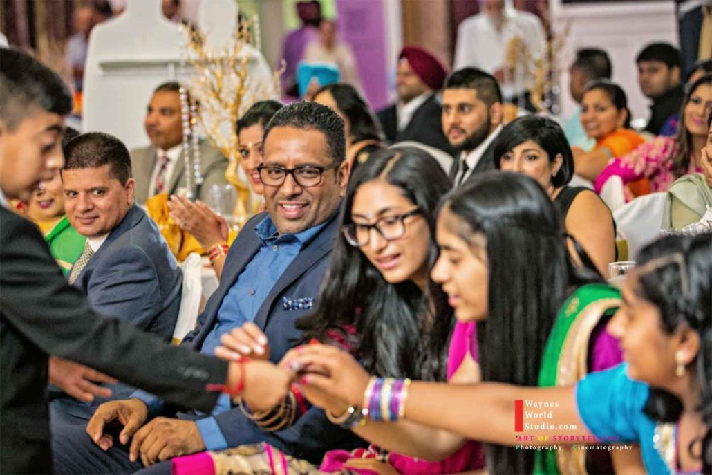 Vancouver Modern wedding Photographers Videographers at Sikh Indian Events