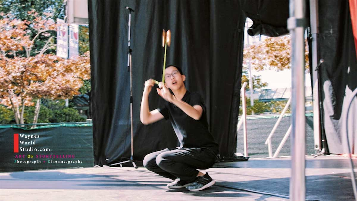 Richmond World Festival Yo Yo video